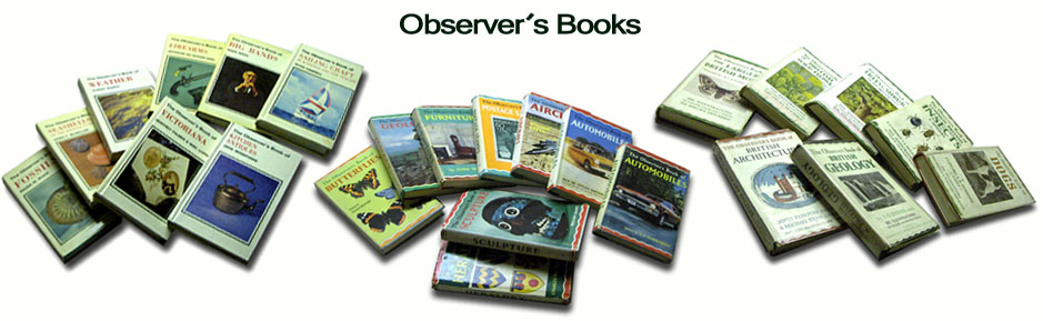"""The Little Shoppe of Observer's Books"""